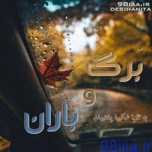 دانلود رمان برگ و باران